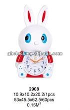 2015 Cartoon Electron Bell Music Table Clock(2908)