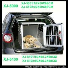 aluminium dog cage crate