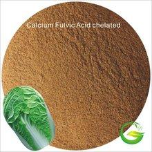 Organic calcium fertilizer, 50% FA+ 10% CaO