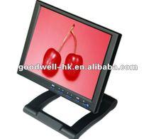 HDMI DVI AV lcd monitor 10.4 inch tft lcd vga with touchscreen