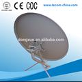 Banda ku 150 cm antena parabólica antena