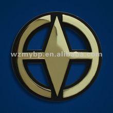 wenzhou Golden ABS Emblem for Car or Motorcycle