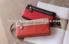 Alternative splicing fashion wallet