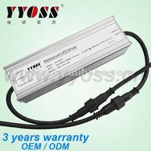 Waterproof constant voltage 100w 24v smps