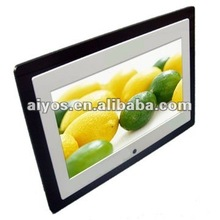 New! Fashion 9 inch TFT active matrix LCD Digital Photo Frame,MPEG4/MP3/JPEG/AVI playback ,remote control,cheap price!