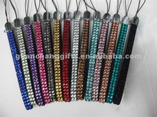 Rhinestone Cell Phone Bling lanyard or strap for Iphone