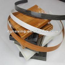 2012 environment-friendly PVC edge banding for cabinet
