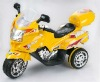 Battery operated kids motorcycle
