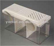 Portable crystal fish Box (Betta box)