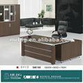 Moderno mobiliario de oficina escritorio ejecutivo grandes, s8e182