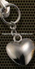 fashion heart shape handbag slider