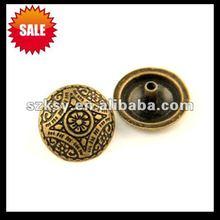 2012 Fashion metal buttons
