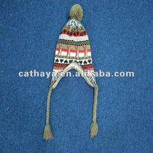 2012 latest fashional cute warm popular children winter hat