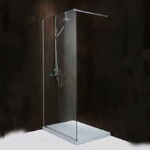 6mmTempered glass Double sliding doors shower room WD4019