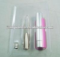 led light eyelash extension tweezers / cosmetic eyebrow tweezers / stainless steel tweezers