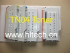 HOT Selling !!! Compatible Brother TN04 BK/04C/04M/04Y color toner cartridge for Brother HL-2700CN,MFC9420CN