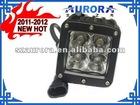 24v led truck lights, 2inch spot working light, chips