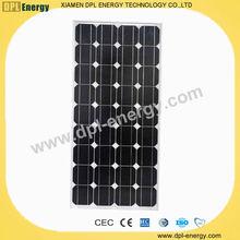 130w high voltage solar panels