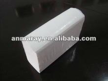 Multifold/N fold hand paper towel