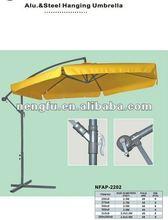 2013 HOT aluminum patio umbrella