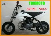 2014 New GPX 90CC CRF50 PIT BIKE DIRTBIKE MINIBIKE MOTOCROSS Pitbike Racing Motorcycle Off Road Hot sale CRF50 Reaper