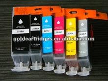 6 Pack Ink Cartridge for Canon PGI-525 CLI-526 Pixma MG8150 MG6150 MG5250