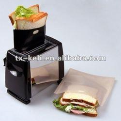 PTFE Fiberglass Reusable non-stick Cooking Bag - hot product in Japan