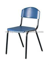 Ct-805ชัดเจนเก้าอี้พลาสติกที่เดินทางมาพักผ่อนและสะดวกสบาย