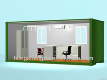 China shipping container house / luxurious house plan