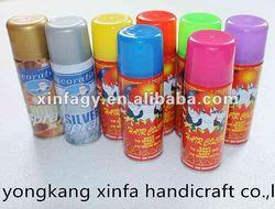 250ML/150ML party color hair spray