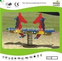 Kaiqi cavalo de balanço da mola rider