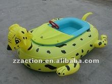 2013 Fashionable electric paddle boat