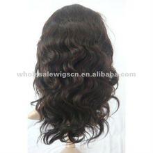 Best selling kinky straight full lace wigs
