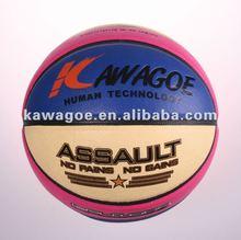 Basket ball leather