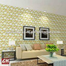 Pure gold metallic decorative product