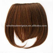 Best selling hairpiece fringe hair bangs