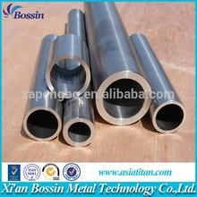Best Price Titanium welded tube with sample in stock