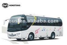 Economic coach bus - 9.2meters CKZ6920CHN CNG engine tourist coach - Volitant Dragon Series
