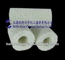 Cast iron foam ceramic filter
