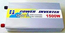 factory1.5kw modify sine wave inverter(110v/220v)