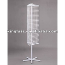 POP spinning rack / multi-tier Metal wire /rotating display rack