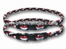 Healthy titanium germanium ion sports Magnetic bracelets & necklace