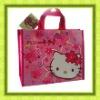 pp non woven gift handle bag