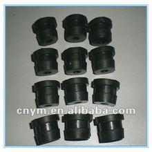 Mechanical rubber plug