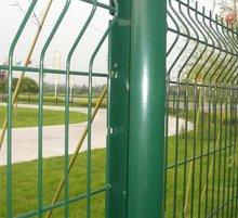 6' square galvanized fence posts