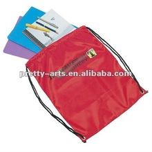 fashion color of cheap thin Drawstring bag