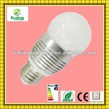 2012 new products G60 3w LED bulb light