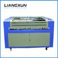 Máquina do laser de mesa para o corte de tecido lx1610