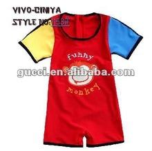 Baby & Kids Clothing monkey pattern children's suit Beachwear swimming suit swim wear
