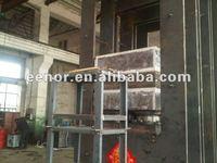large rubber sealing plate vulcanizing press